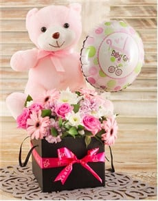 Pink Lullaby Gift Selection