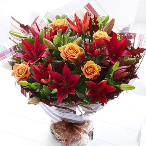 Trendy Urban Bouquet