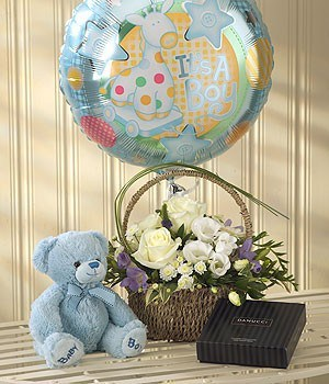 Blue Lullaby Gift Selection