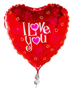 True Love Balloon